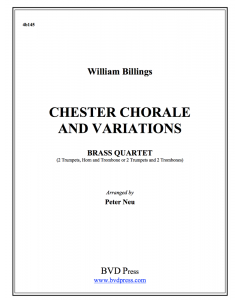 Chester Chorale and Variations