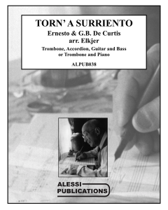 Shipped - Torn' a Surriento (Return to Sorrento)