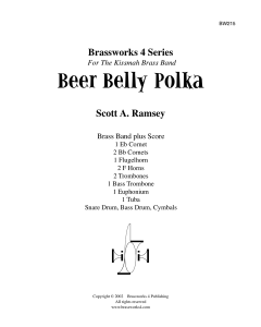 Beer Belly Polka
