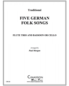 Five German Folk Songs