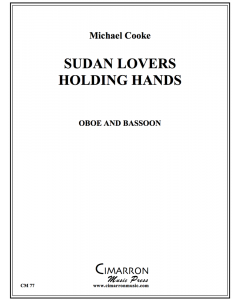 Sudan Lovers Holding Hands