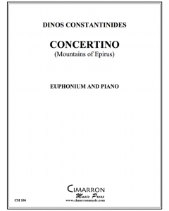 Concertino: Mountains of Epirus