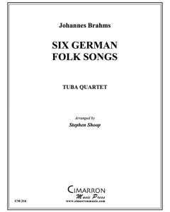 Six German Folk Songs