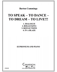 To Speak - To Dance - To Dream - To Live!