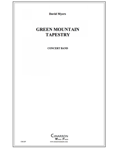 Green Mountain Tapestry