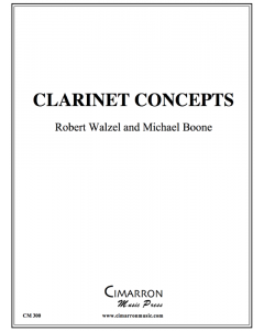 Clarinet Concepts