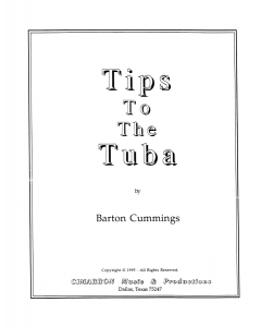 Tips To The Tuba