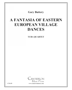 Fantasia of Eastern European Village Dances