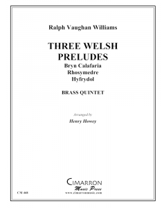 Three Welsh Preludes