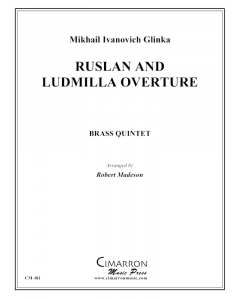 "Overture to ""Russlan and Ludmilla"""