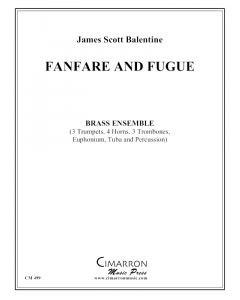 Fanfare and Fugue