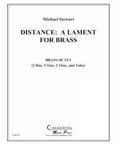 Distance: Lament for Brass
