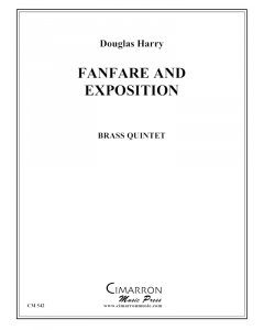 Fanfare & Exposition for Brass