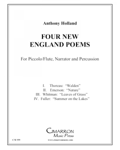 Four New England Poems