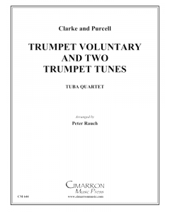 Trumpet Voluntary and 2 Trumpet Tunes