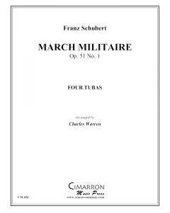 March Militaire, Op. 51 No. 1