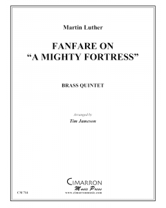 Mighty Fortress Fanfare, A