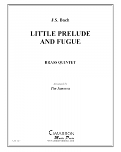 Little Prelude and Fugue in G