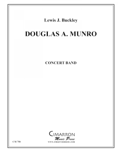 Douglas Munro March