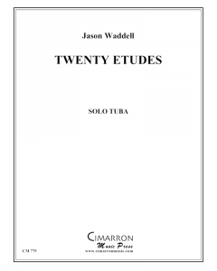 Twenty Etudes for Tuba