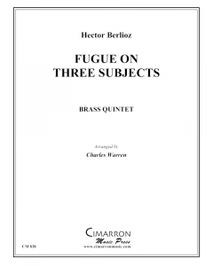 Fugue on Three Subjects (1829)