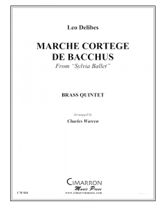 March et Cortege de Bacchus