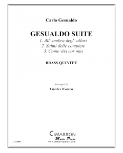 Gesualdo Suite