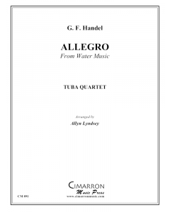 Allegro Maestoso from Water Music