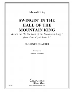 Swingin' in the Halls of the Mountain King