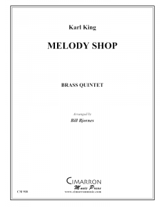 Melody Shop March, The