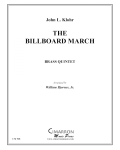 Billboard March, The