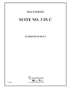 Suite No. 3 in C