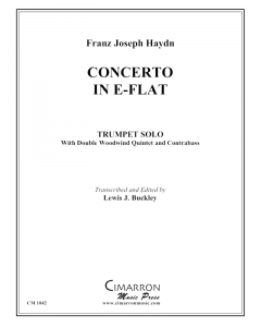 Haydn - Concerto for Trumpet and wind band