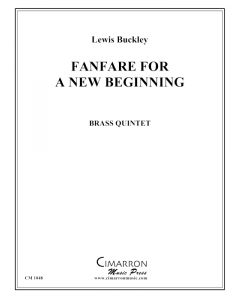 Fanfare for a New Beginning
