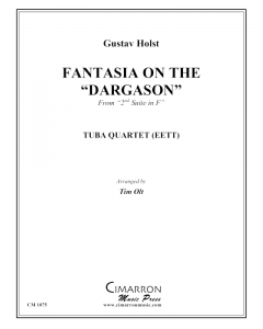 "Fantasia on the ""Dargason"" from Suite No. 2 in F"