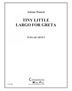 Tiny Little Largo for Greta