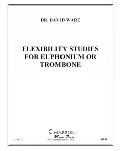 Flexibility Studies for Euphonium or Trombone