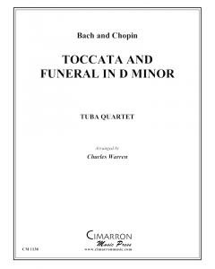 Toccata and Funeral in D Minor