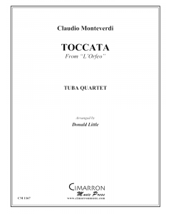 Toccata from L'Orfeo
