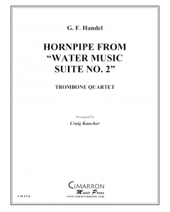 "Hornpipe, from ""Water Music"""