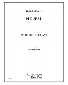 Pie Jesu, from Requiem Op. 48, No 4