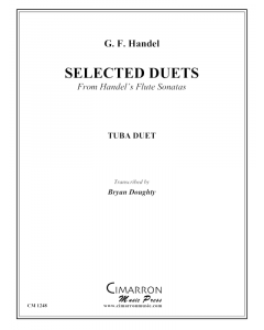 Selected Duets from Handel's Flute Sonatas