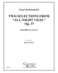 "Two Selections from ""All Night Vigil"""
