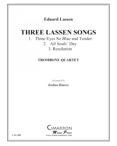 Three Lassen Songs