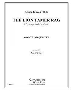 Lion Tamer Rag, The