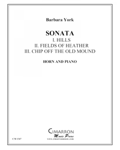 Sonata for Horn