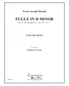 Fugue in D Minor