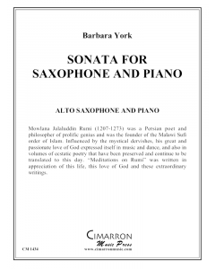 Sonata for Saxophone