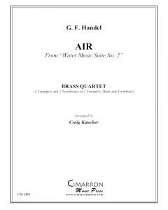 """Air"" from ""Water Music Suite No. 1"""