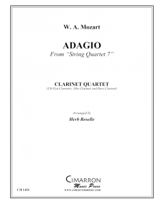 Adagio from String Quartet 7